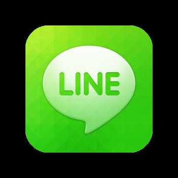 LINEの公式アイコン
