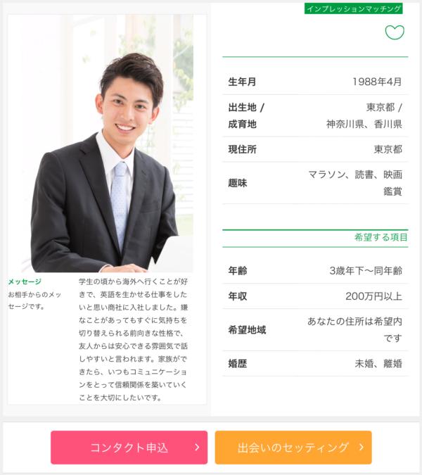 インプレッション紹介書